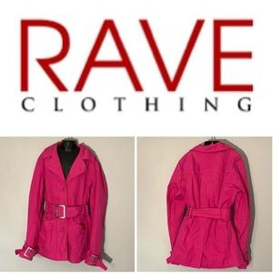 Girls Rave Pea Coat